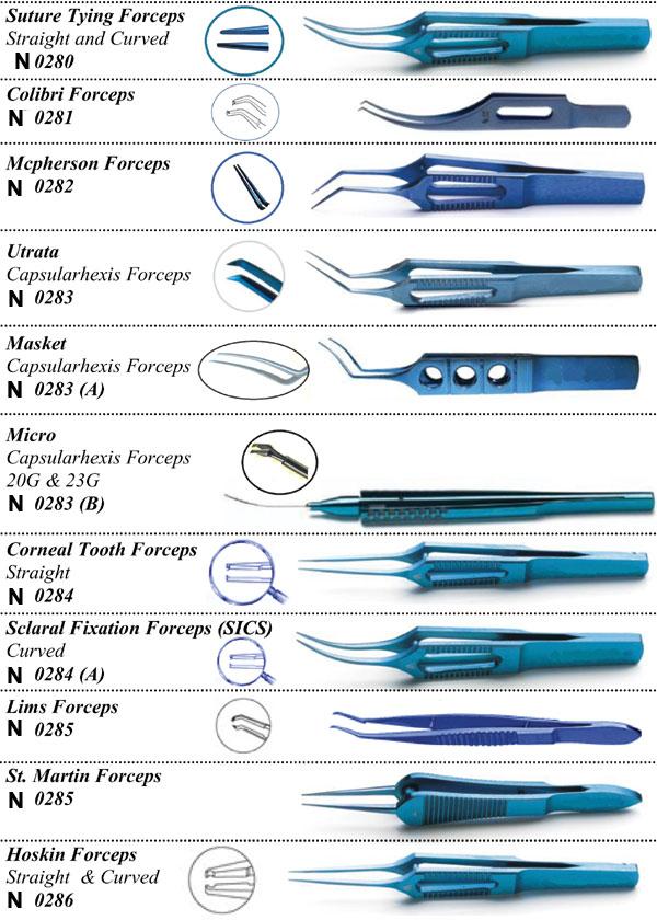 Titanium Instruments